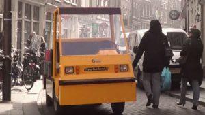 Elektro Plattformwagen kaufen