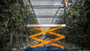 Pipe rail trolley | Steenks Service