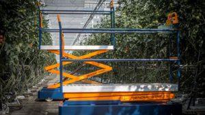 Dubbel hydraulische buisrailwagen kopen