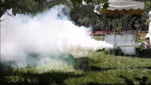 Pulsfog Thermal Nebler