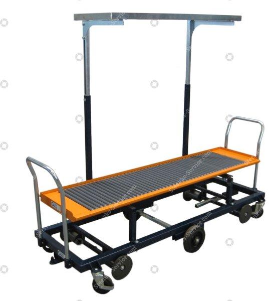 Transport trolley / Harvesting trolley