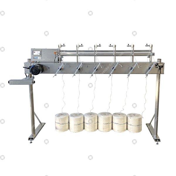 Hook winding machine 6 hooks > serialnr 184